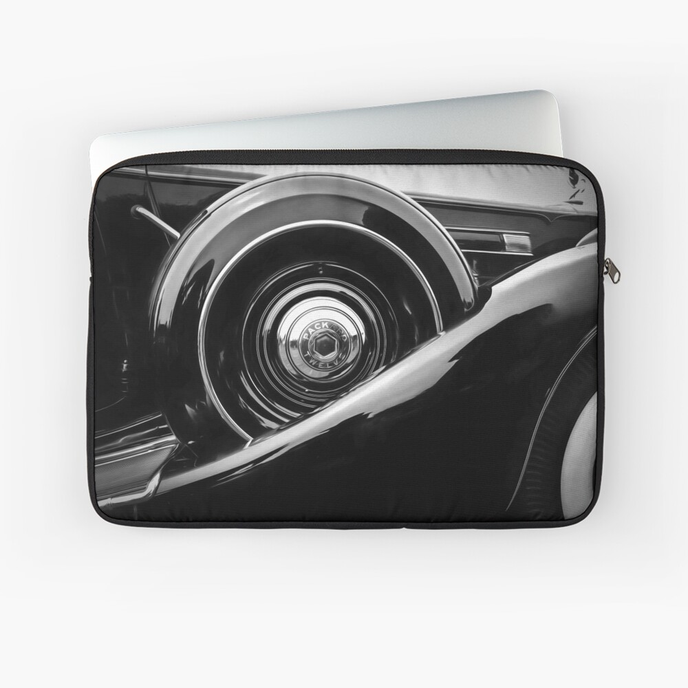 Packard Twelve Laptop Sleeve
