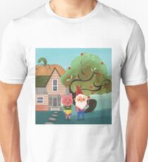 Mr. Pepper Pickle Pumpkin Plum T-Shirt