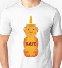honey bear bait Unisex T-Shirt