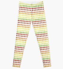 Emoji Fruit Salad! Leggings