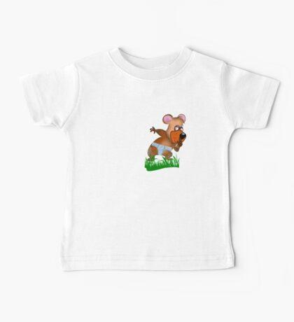 Shh.. Bear Has News! (Playing Dress UP)   (5935  Views ) Kids Clothes