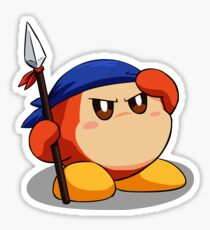 Bandanna Waddle Dee Sticker