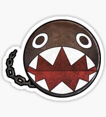 [Super Mario] Chain Chomp Sticker