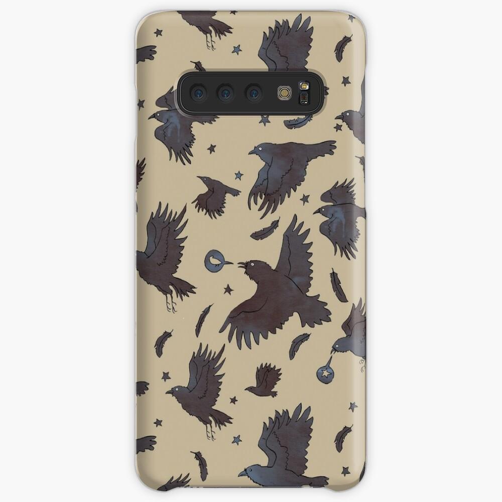 Flight of Ravens Case & Skin for Samsung Galaxy