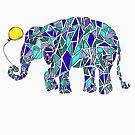 Elephant by GummiZombie