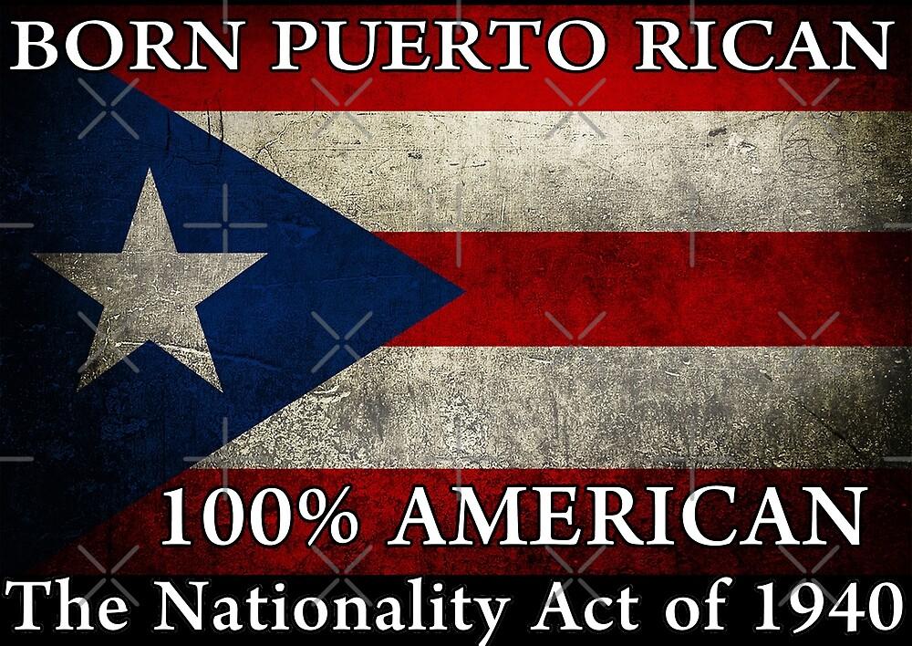 Born Puerto Rico Design by Michael Branco