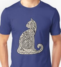Celtic Cat 8 Unisex T-Shirt