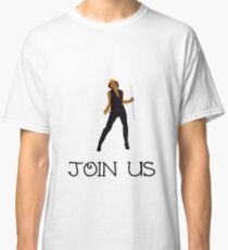 join us Classic T-Shirt
