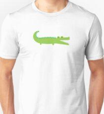 Green Alligator Unisex T-Shirt