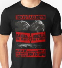 Tokyo Takedown Unisex T-Shirt