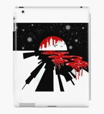 Original Sanguis City Art iPad Case/Skin
