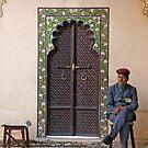 Harem Door by phil decocco