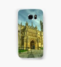 Gloucester Cathedral  Samsung Galaxy Case/Skin