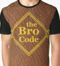 HIMYM - Der Bro-Code Grafik T-Shirt