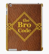 HIMYM - The Bro Code iPad Case/Skin