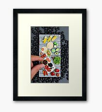Mexican Food Framed Print