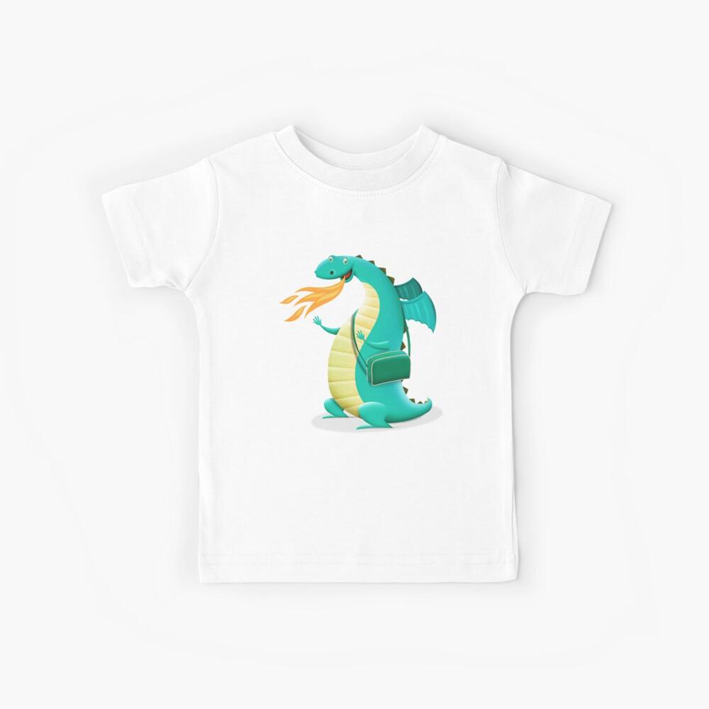 Sunshine Dragon Kids T-Shirt