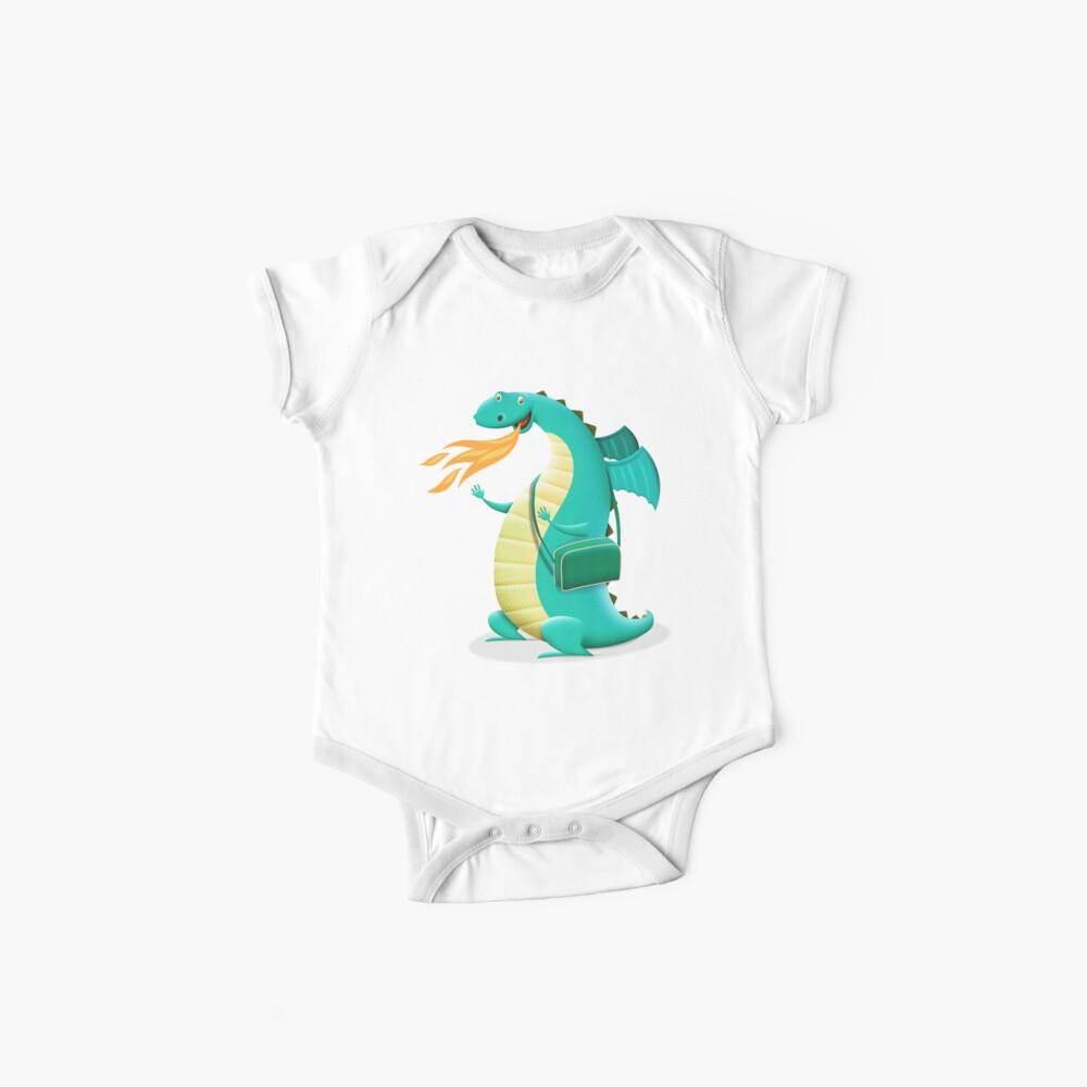 Sunshine Dragon Baby One-Piece