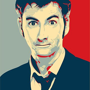 Tenth Doctor - Allons-y by askal13