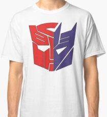 Transformers Autobot/Decepticon Classic T-Shirt