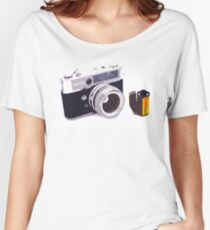 Film camera Women's Relaxed Fit T-Shirt