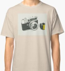 Retro photography Classic T-Shirt