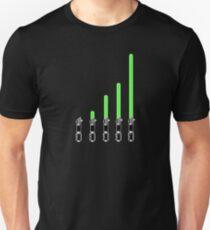 Starwars art - lightsabre Unisex T-Shirt