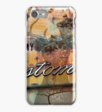 Custom made iPhone Case/Skin