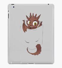 Pocket Sized Smaug iPad Case/Skin