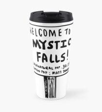 The vampire diaries-Mystic Falls Travel Mug