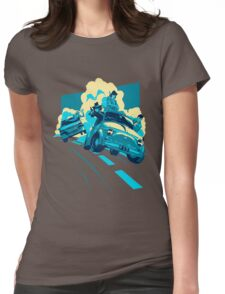 Lupin the 3rd Womens Fitted T-Shirt