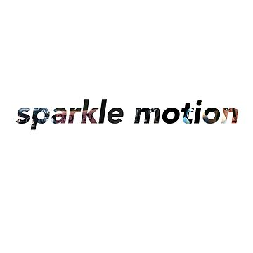 Commitment to Sparkle Motion by sillytommy
