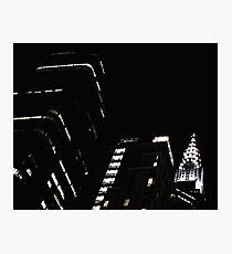 Gotham City Photographic Print