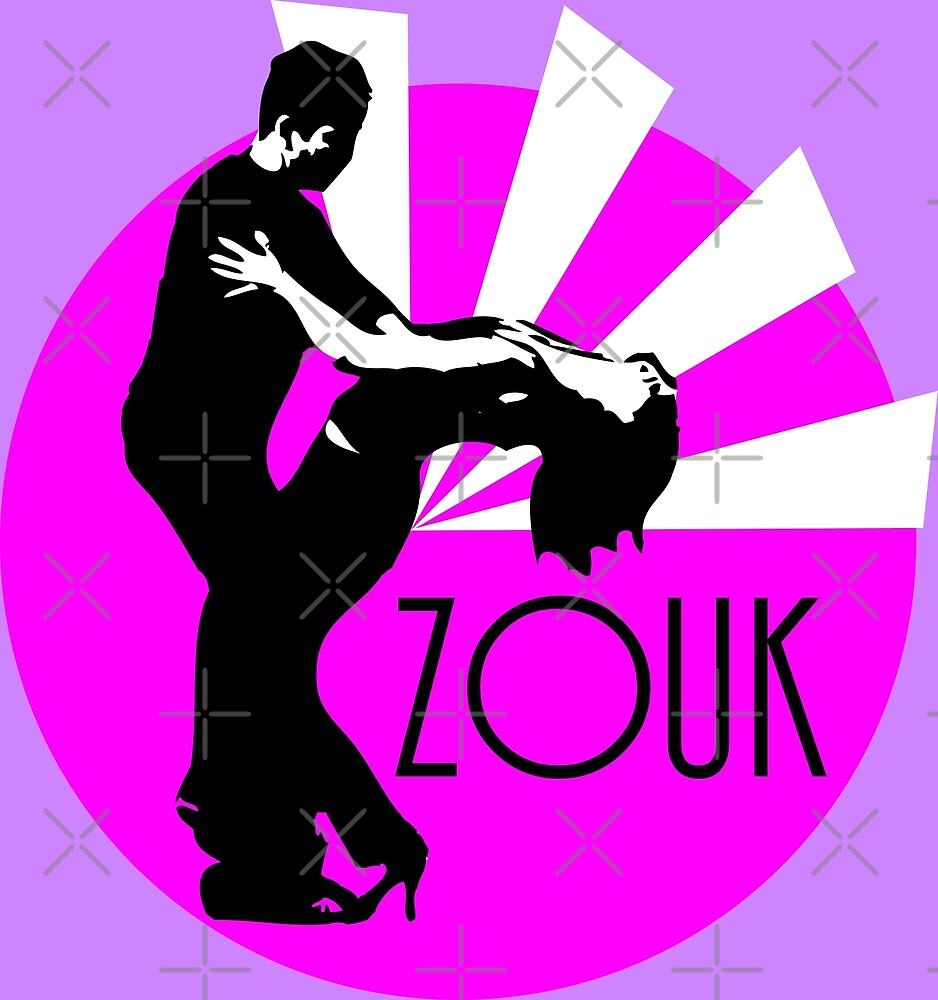 lets dance zouk by cglightNing