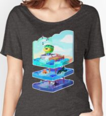 Let's go on an adventure Women's Relaxed Fit T-Shirt