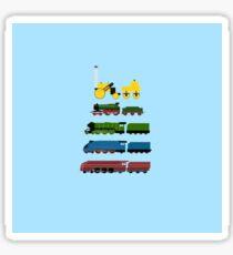 Great Steam Trains Sticker