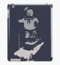 Run Run ECTO-1 iPad Case/Skin