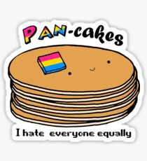 Pan-cakes! Sticker