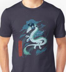 chihiro and kohaku Slim Fit T-Shirt