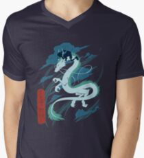 chihiro and kohaku Men's V-Neck T-Shirt