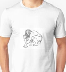 Tarzan Sketch Unisex T-Shirt