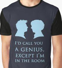 I'd Call You A Genius II Graphic T-Shirt