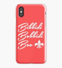 Bibbidi Bobbidi Boo iPhone Case/Skin