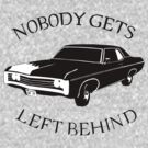 Impala - Nobody Gets Left Behind by saniday