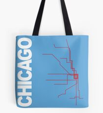 Chicago Collection Tote Bag