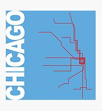 Chicago Collection Photographic Print