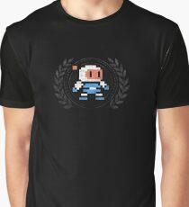 Bomberman - Sprite Badge 2 Graphic T-Shirt