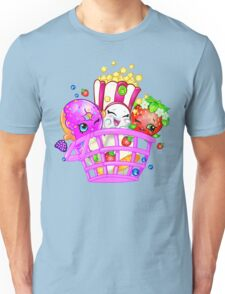 Shopkins basket 2 Unisex T-Shirt