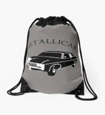 Metallicar Drawstring Bag