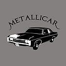 Metallicar by saniday